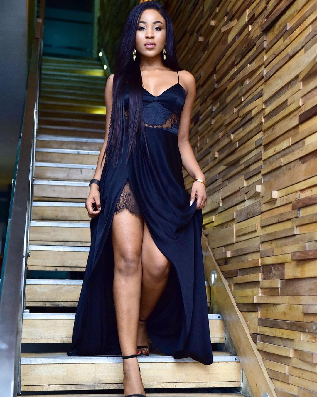 Life Before #BBNaija: Red Carpet and Beauty Looks ERICA Be Giving Us    54History